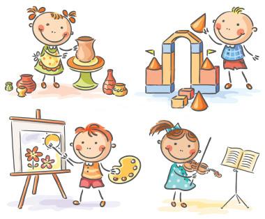 disegni e attività per bambini