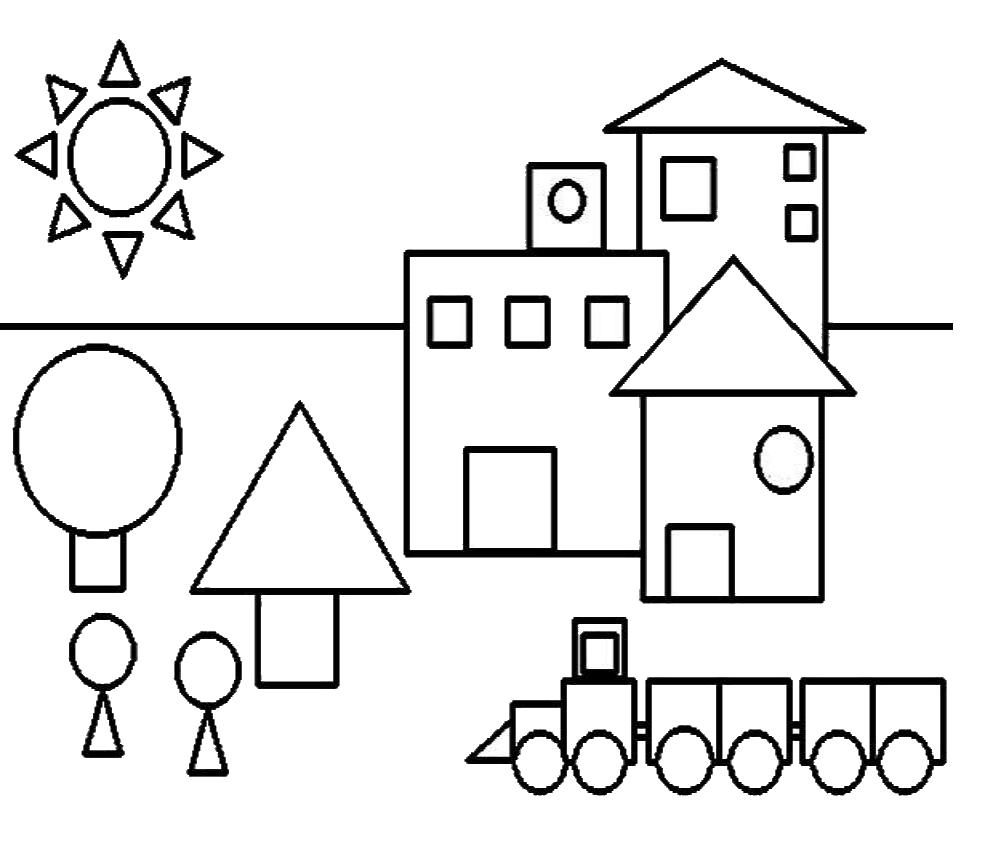 disegno forme