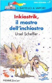 Inkiostrik il mostro dell'inchiostro Book Cover