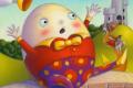 Humpty Dumpty filastrocca in italiano