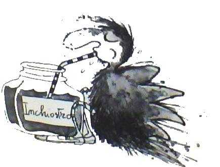 inkiostrik il mostro dell'inchiostro