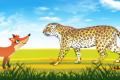 La volpe e il leopardo