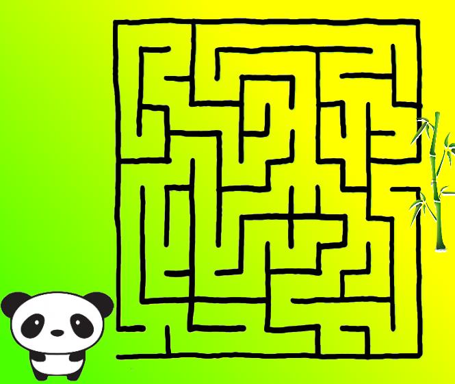 labirinto per piccoli