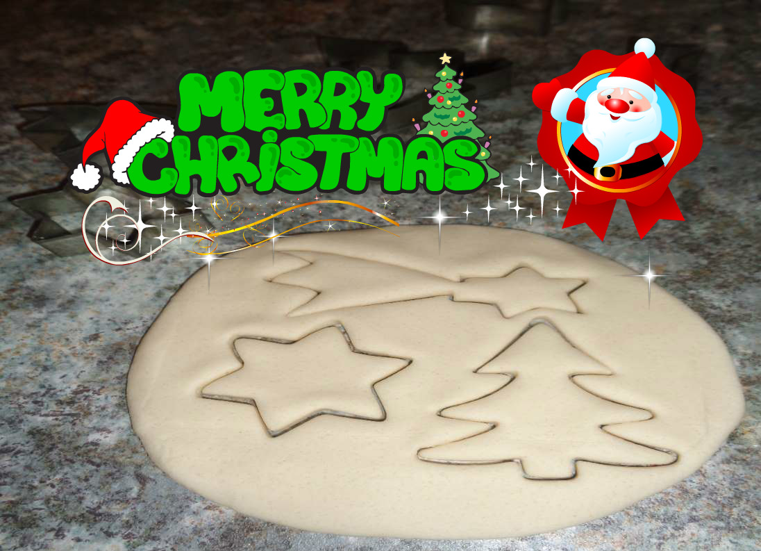 Lavoretti Di Natale Con Stuzzicadenti.Lavoretti Di Natale Con La Pasta Di Sale Un Idea Creativa