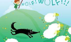 al lupo al lupo!