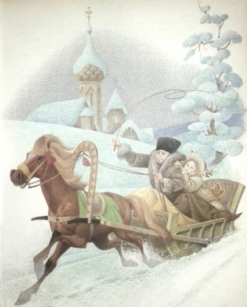 nonno gelo leggenda russa