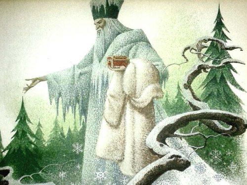 Nonno Gelo – leggenda russa