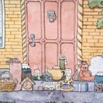 la porta degli oggetti